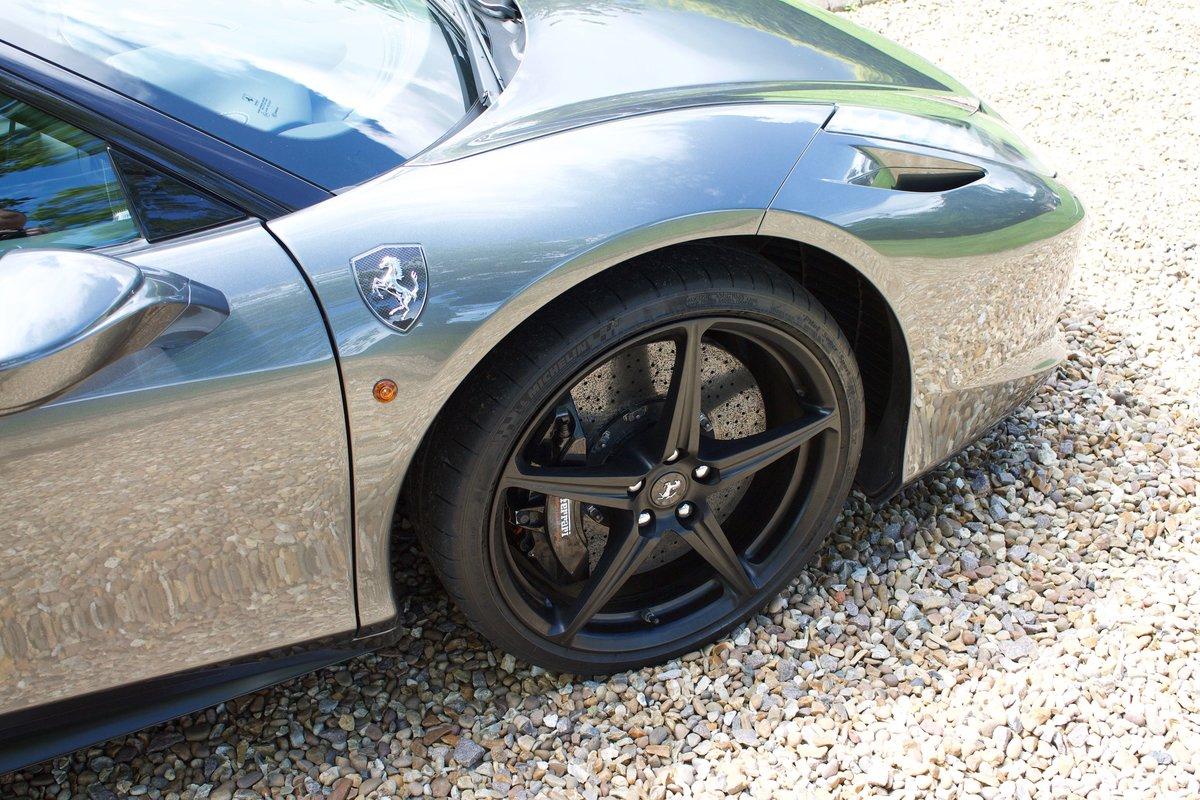 2011 Ferrari 458 Italia with Ferrari warranty For Sale (picture 5 of 6)
