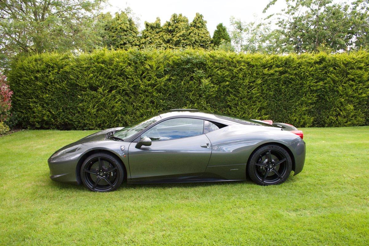 2011 Ferrari 458 Italia with Ferrari warranty For Sale (picture 6 of 6)