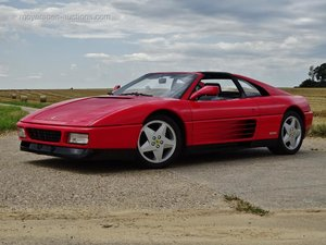 1992 FERRARI 348 TS  For Sale by Auction