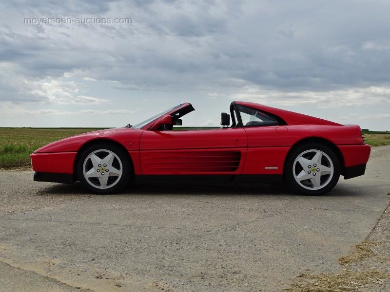 1992 FERRARI 348 TS  For Sale by Auction (picture 3 of 6)