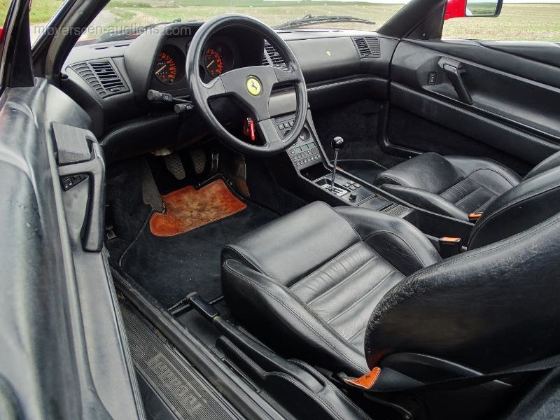 1992 FERRARI 348 TS  For Sale by Auction (picture 6 of 6)