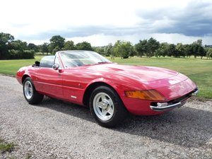 1971 Ferrari 365 GTB/4 Daytona Spyder For Sale