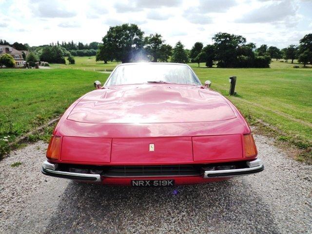 1971 Ferrari 365 GTB/4 Daytona Spyder For Sale (picture 2 of 6)