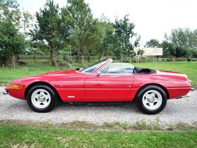 1971 Ferrari 365 GTB/4 Daytona Spyder For Sale (picture 3 of 6)