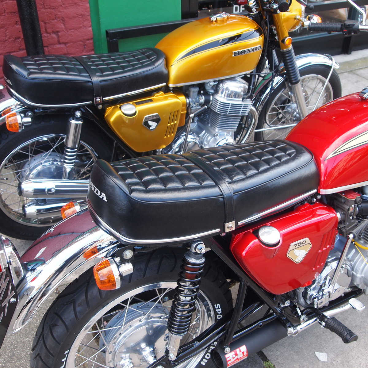 1970 Yoshimura 836cc CB750 K0 To Site Beside Your Ferrari. SOLD (picture 2 of 6)