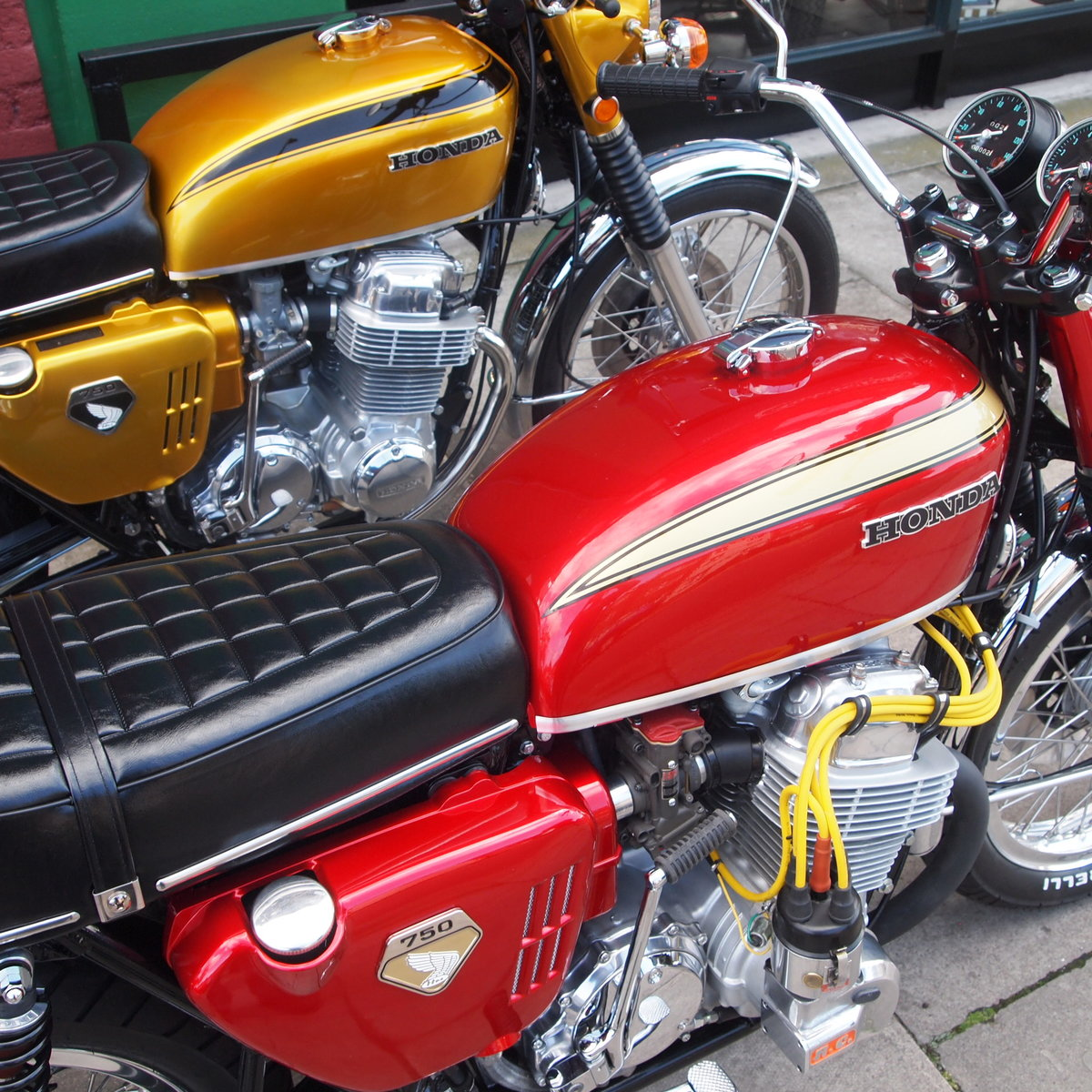 1970 Yoshimura 836cc CB750 K0 To Site Beside Your Ferrari. SOLD (picture 5 of 6)