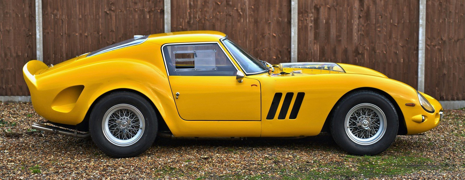 1969 4001 Special with 601hp 575 Maranello V12 Engine For Sale (picture 2 of 6)