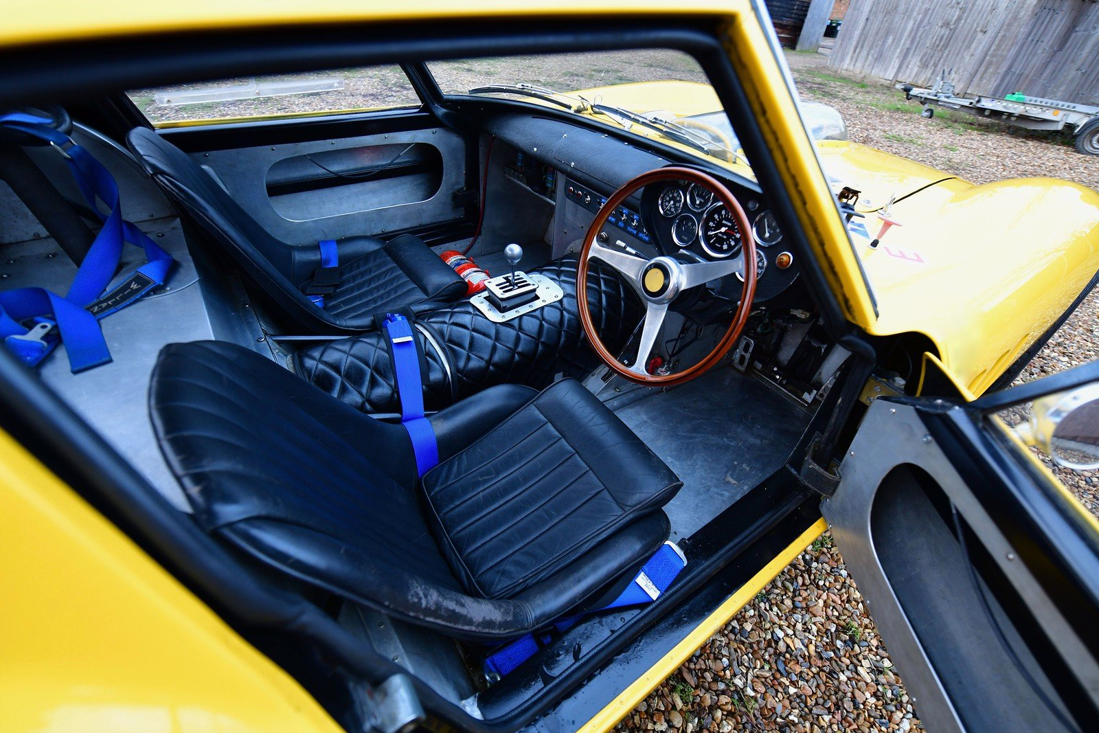 1969 4001 Special with 601hp 575 Maranello V12 Engine For Sale (picture 4 of 6)