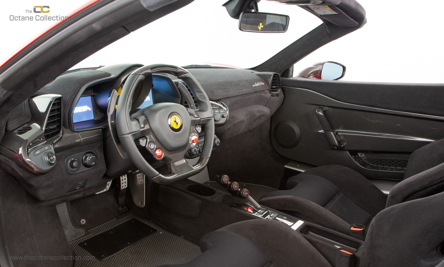 2015 FERRARI 458 SPECIALE APERTA // LIMITED EDITION // FULL PPF For Sale (picture 4 of 6)