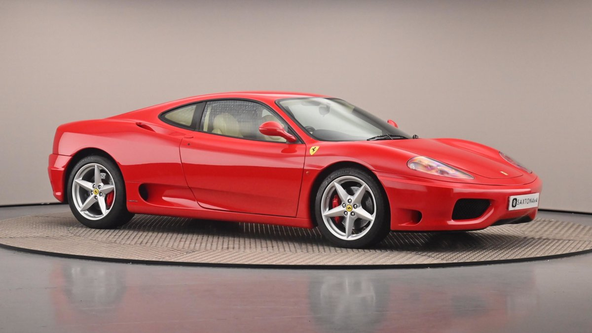1999 Used FERRARI 360 3.6 MODENA 2 DOOR for sale For Sale (picture 1 of 6)
