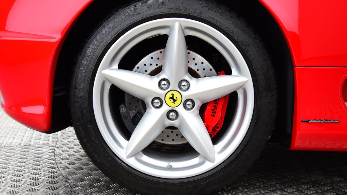 1999 Used FERRARI 360 3.6 MODENA 2 DOOR for sale For Sale (picture 3 of 6)