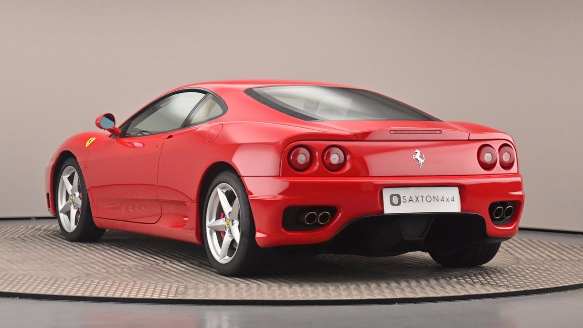 1999 Used FERRARI 360 3.6 MODENA 2 DOOR for sale For Sale (picture 4 of 6)