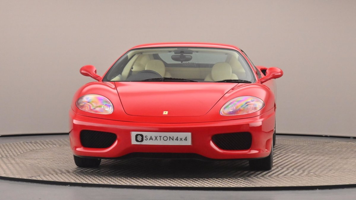 1999 Used FERRARI 360 3.6 MODENA 2 DOOR for sale For Sale (picture 5 of 6)