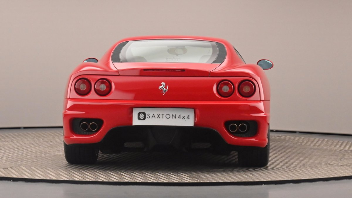 1999 Used FERRARI 360 3.6 MODENA 2 DOOR for sale For Sale (picture 6 of 6)