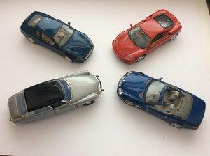 Diecast 1:18 model cars
