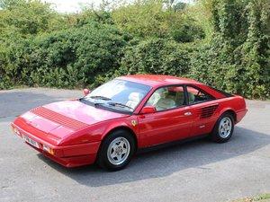 1983 Ferrari Mondial Quattrovalvole at ACA 24th August