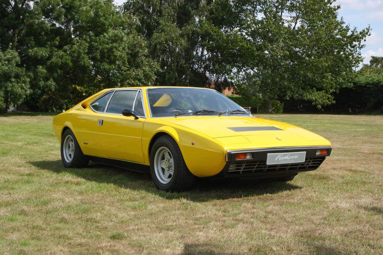 1977 Ferrari Dino 308 GT4 SOLD (picture 1 of 6)