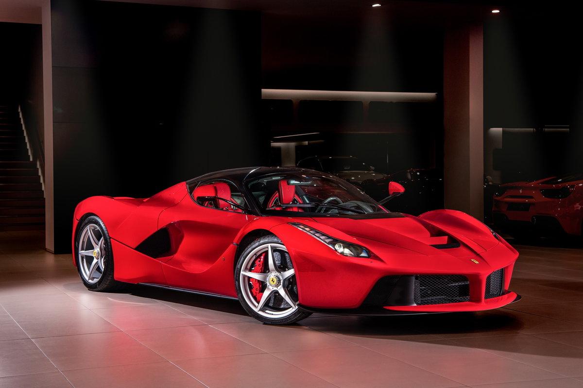2014 Ferrari LaFerrari For Sale (picture 1 of 6)