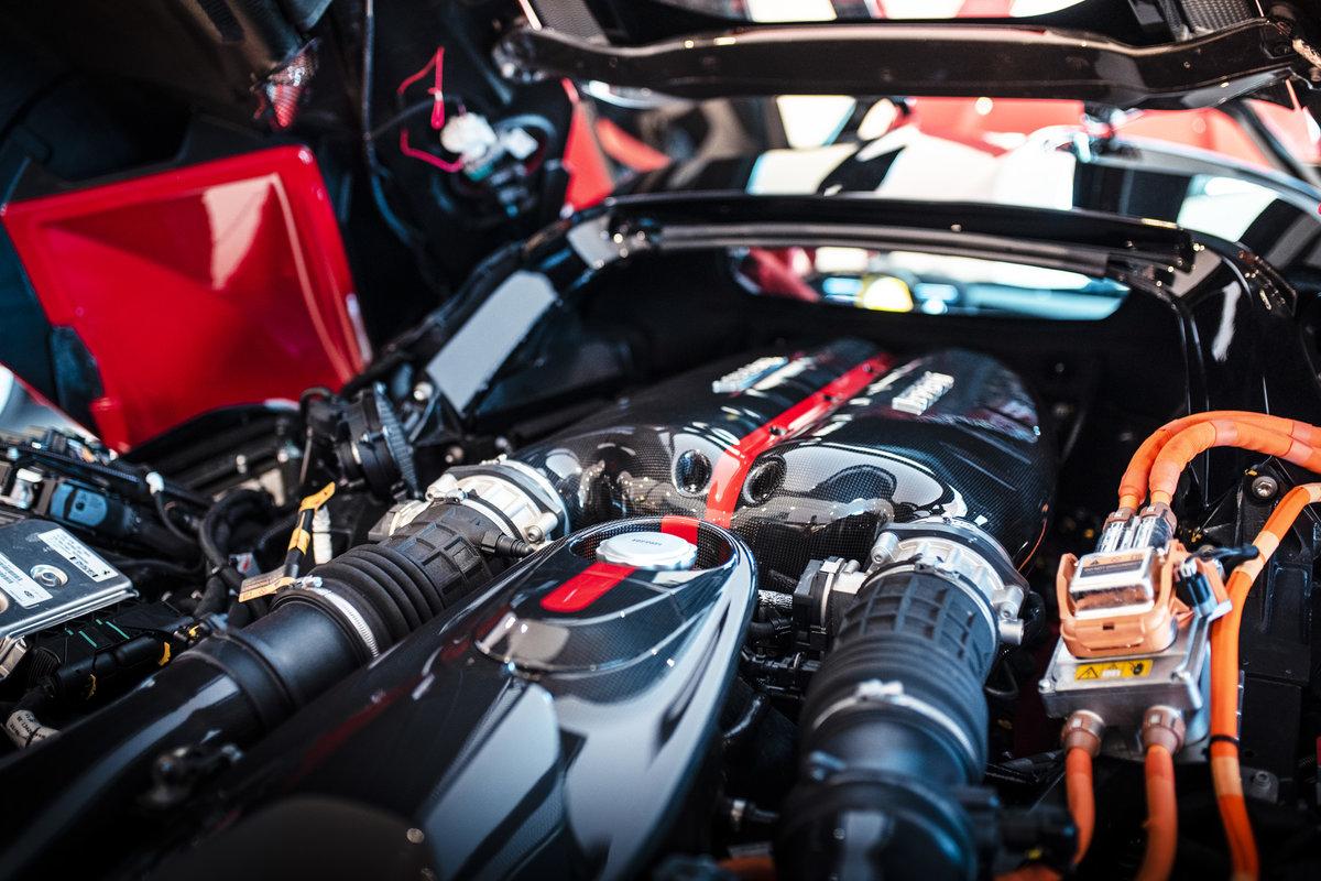 2014 Ferrari LaFerrari For Sale (picture 6 of 6)