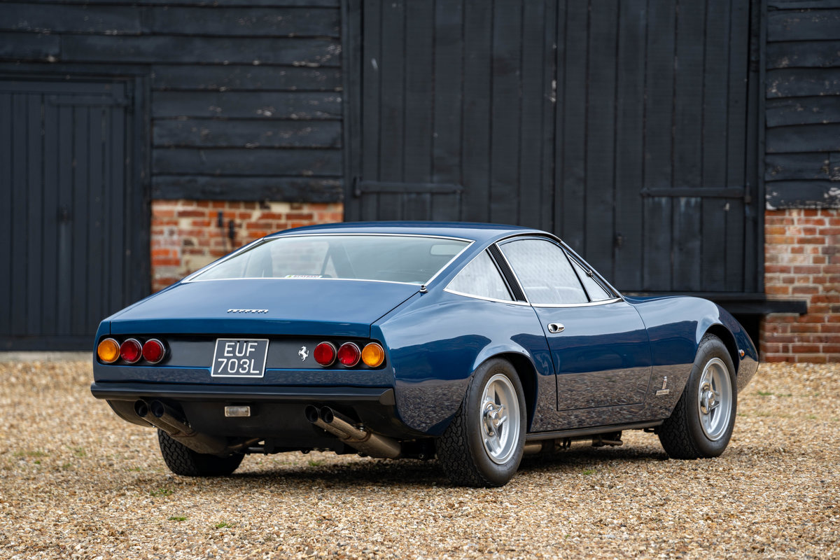 1972 Ferrari 365 GTC/4 - UK RHD with Factory AC For Sale (picture 2 of 6)