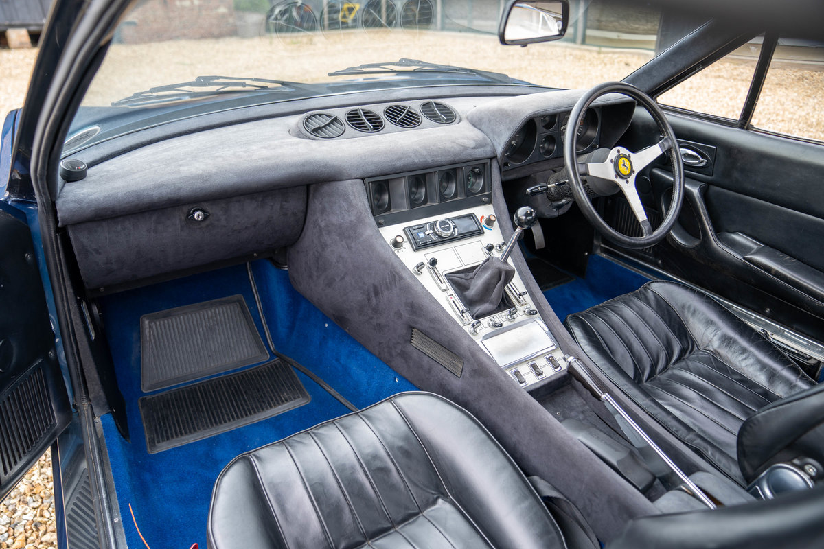 1972 Ferrari 365 GTC/4 - UK RHD with Factory AC For Sale (picture 3 of 6)