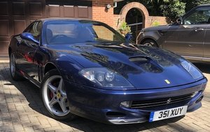 2000 A very nicely cared for 23,000 3 owner 550 Maranello For Sale
