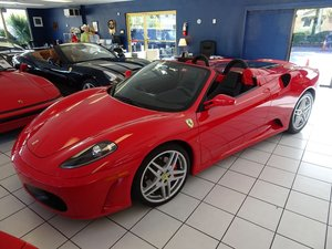 2006 Ferrari 430 Convertible Spider Rare 6 Speed Manual $obo For Sale