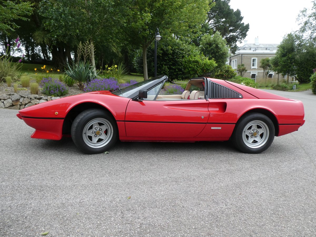 1981 Ferrari 308 GTSi RHD For Sale (picture 1 of 6)