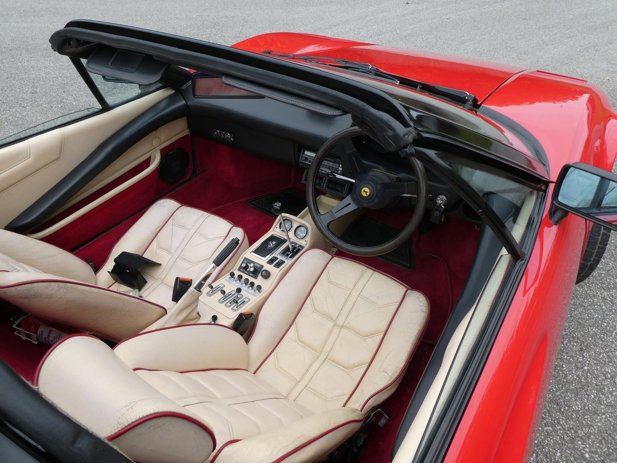 1981 Ferrari 308 GTSi RHD For Sale (picture 4 of 6)