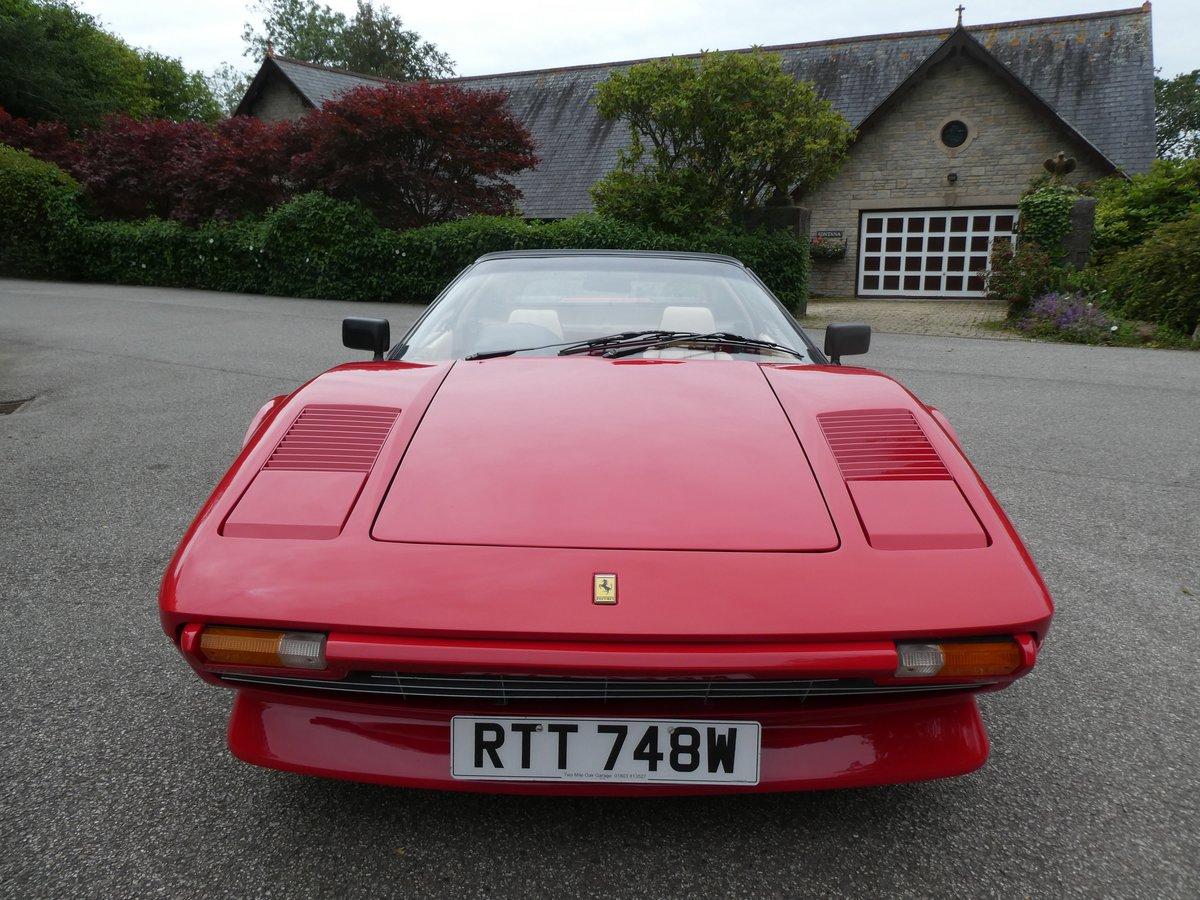 1981 Ferrari 308 GTSi RHD For Sale (picture 5 of 6)
