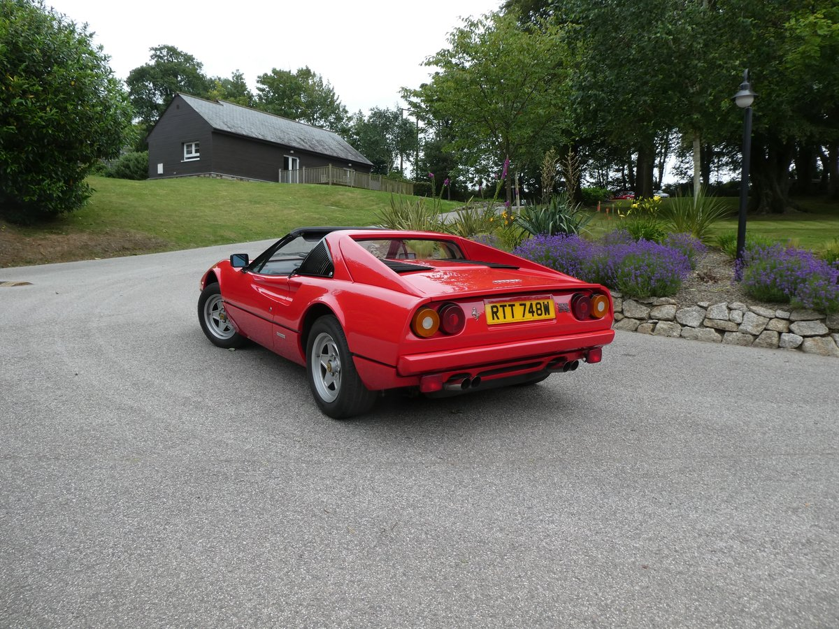 1981 Ferrari 308 GTSi RHD For Sale (picture 6 of 6)