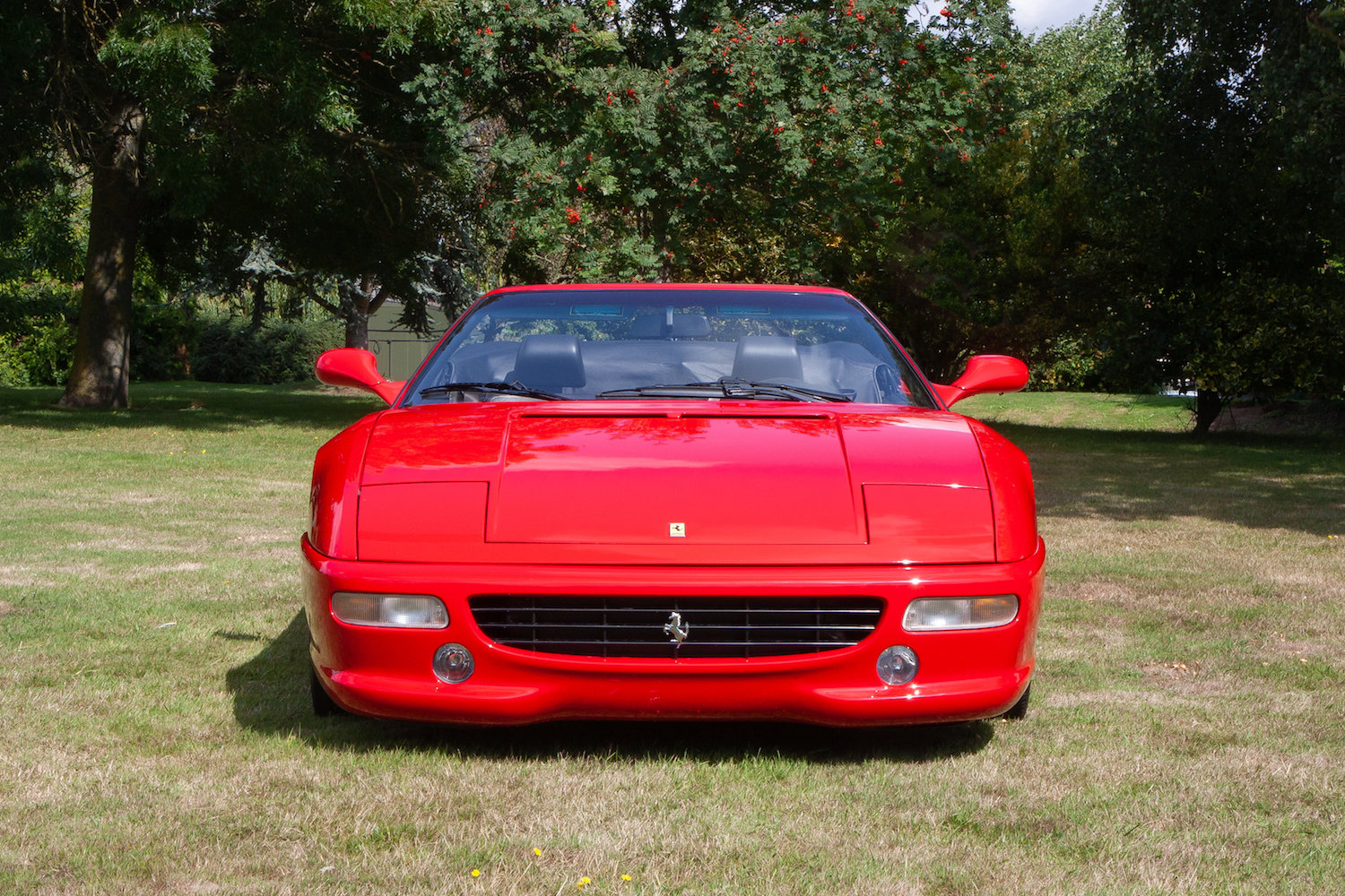 1996 Ferrari F355 Spider Manual LHD For Sale (picture 2 of 6)