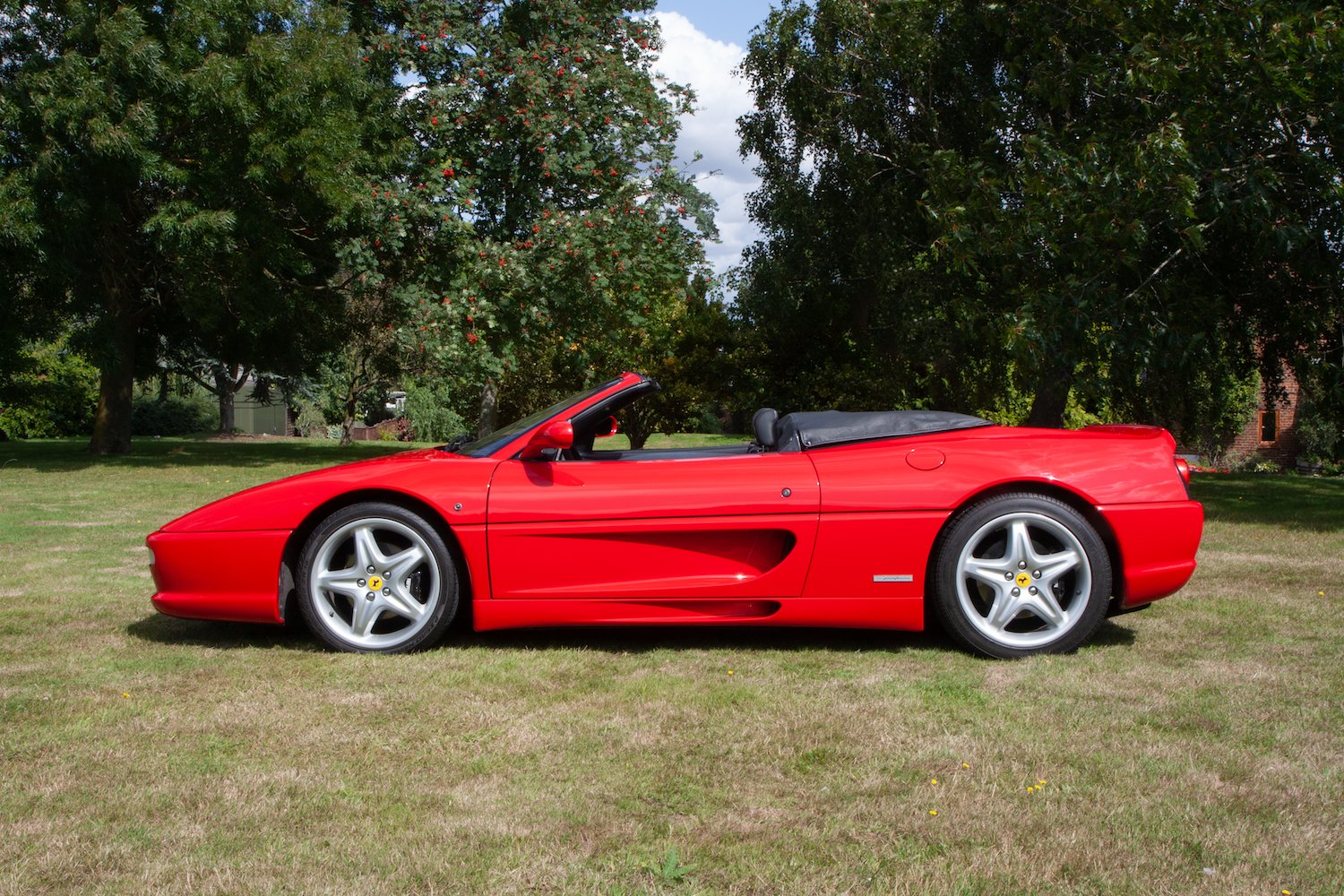1996 Ferrari F355 Spider Manual LHD For Sale (picture 4 of 6)