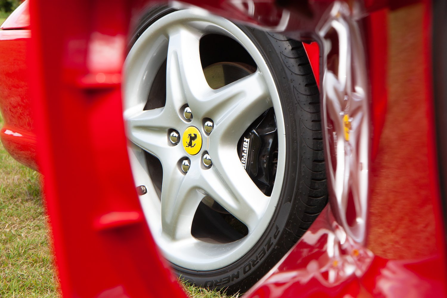 1996 Ferrari F355 Spider Manual LHD For Sale (picture 5 of 6)