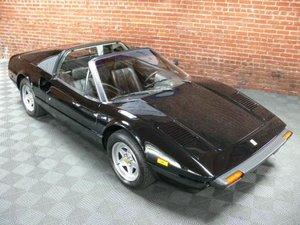 1982 Ferrari 308 GTSi =Triple Black low dry 47k miles $54.5k For Sale