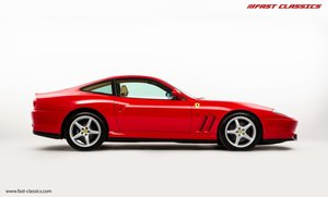1997 FERRARI 550 MARANELLO For Sale