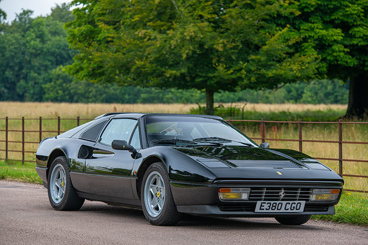 1987 Ferrari 328 GTS LHD For Sale (picture 2 of 6)