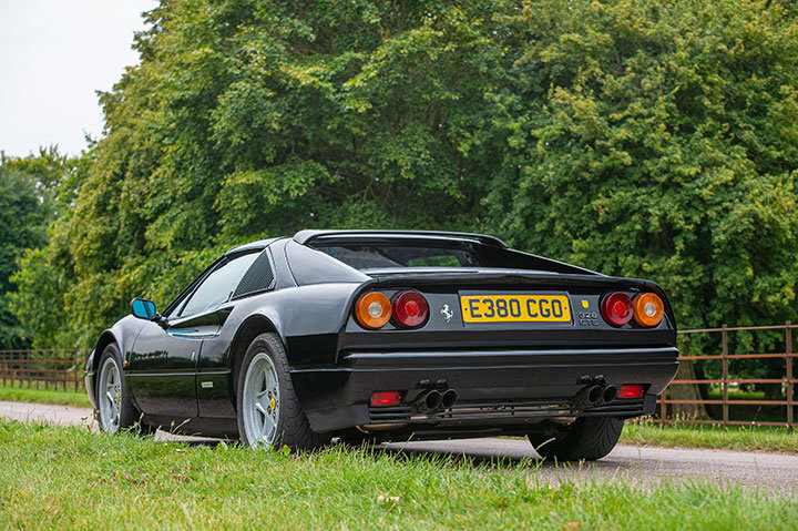 1987 Ferrari 328 GTS LHD For Sale (picture 3 of 6)