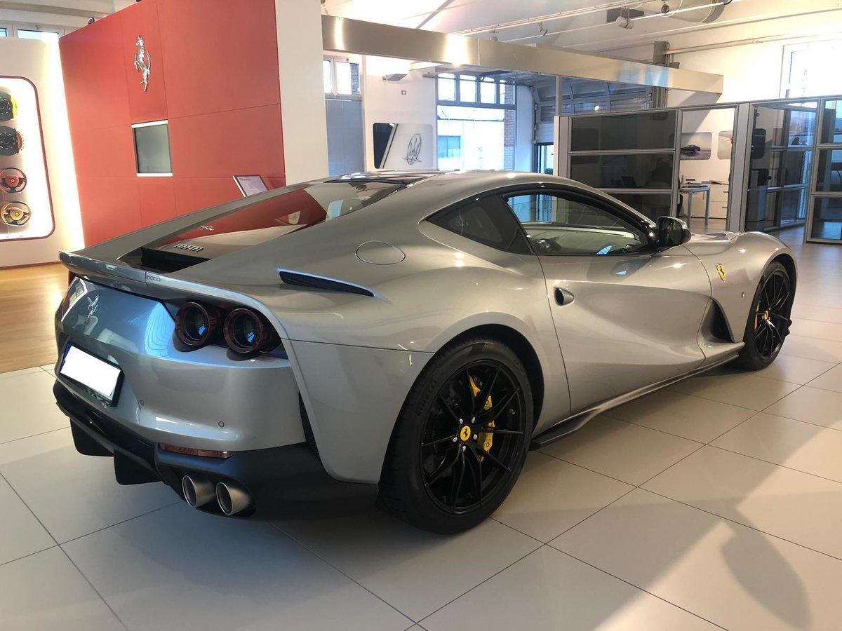 Ferrari Superfast 812 - 2019 For Sale (picture 4 of 6)