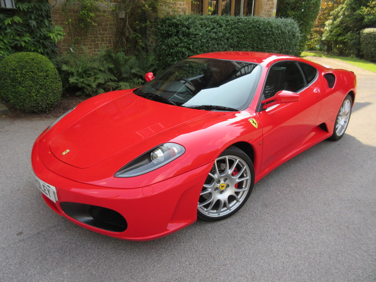 2005 SOLD-ANOTHER REQUIRED -Ferrari 430 coupe manual For Sale (picture 1 of 6)