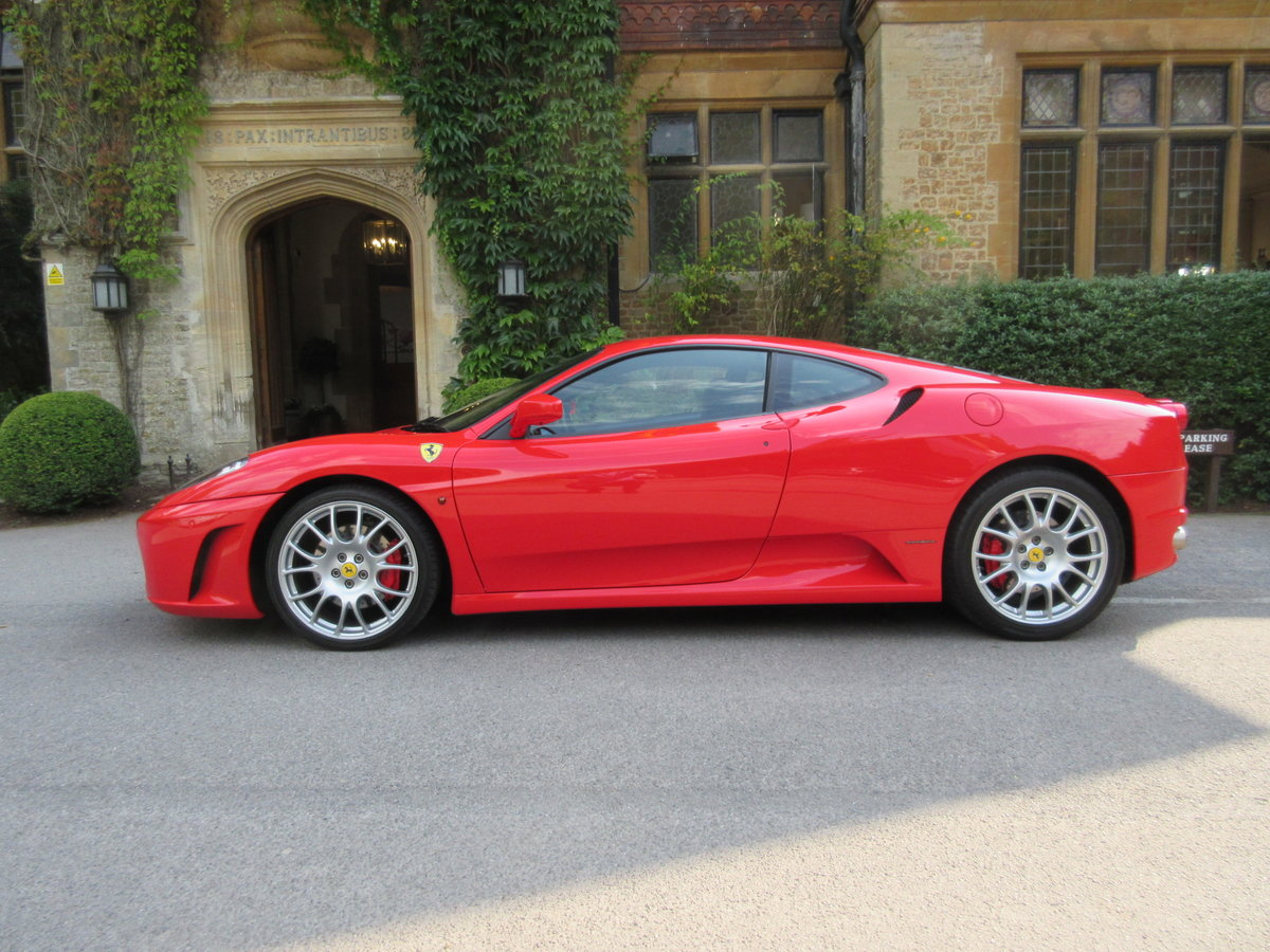2005 SOLD-ANOTHER REQUIRED -Ferrari 430 coupe manual For Sale (picture 2 of 6)