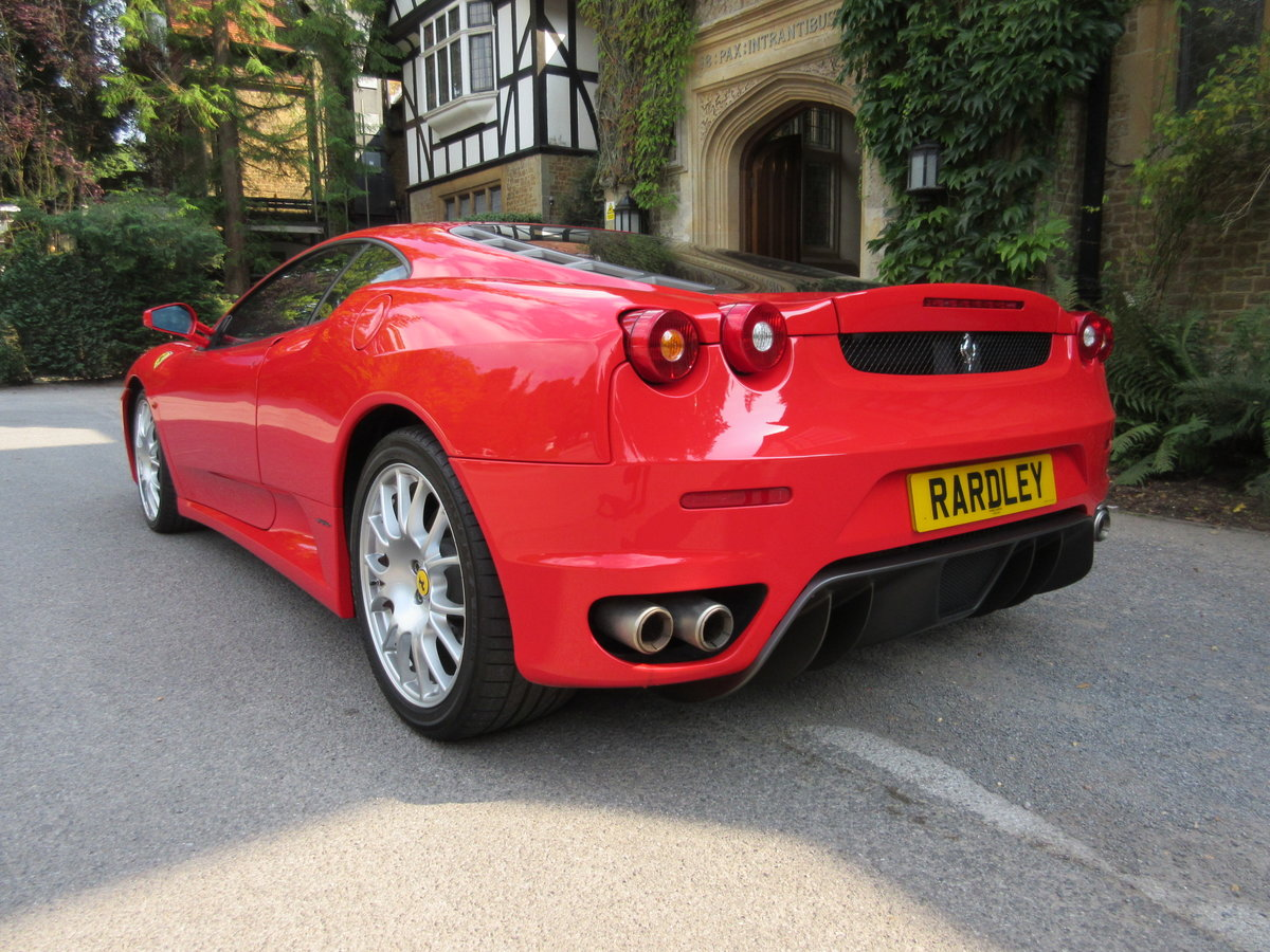2005 SOLD-ANOTHER REQUIRED -Ferrari 430 coupe manual For Sale (picture 3 of 6)