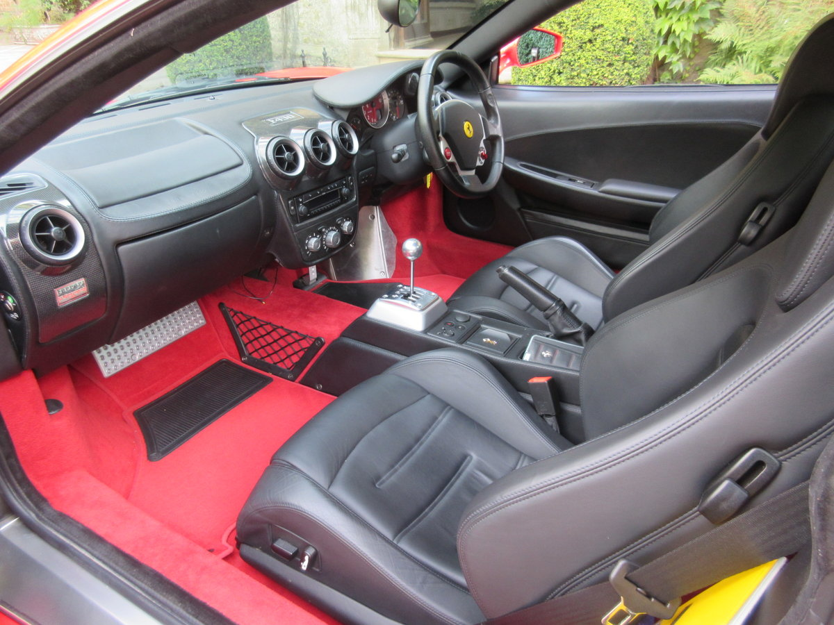 2005 SOLD-ANOTHER REQUIRED -Ferrari 430 coupe manual For Sale (picture 4 of 6)