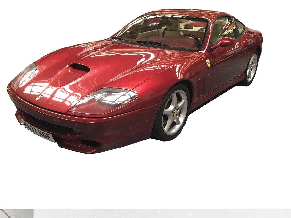 1998 Ferrari 550 Maranello For Sale (picture 1 of 7)