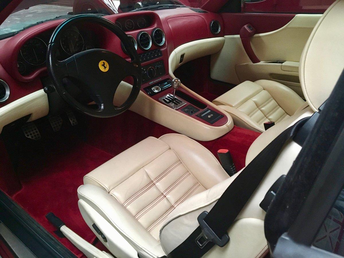 1998 Ferrari 550 Maranello For Sale (picture 3 of 7)
