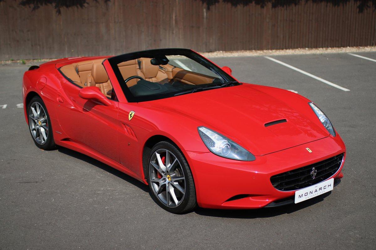 2010/10 Ferrari California For Sale (picture 1 of 6)