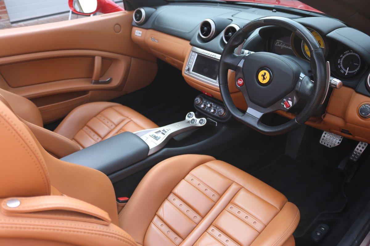 2010/10 Ferrari California For Sale (picture 5 of 6)