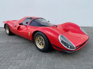 1967 Ferrari 330 P4 recreation