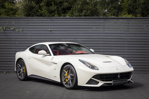 FERRARI F12 BERLINETTA, LHD, 2015  SOLD