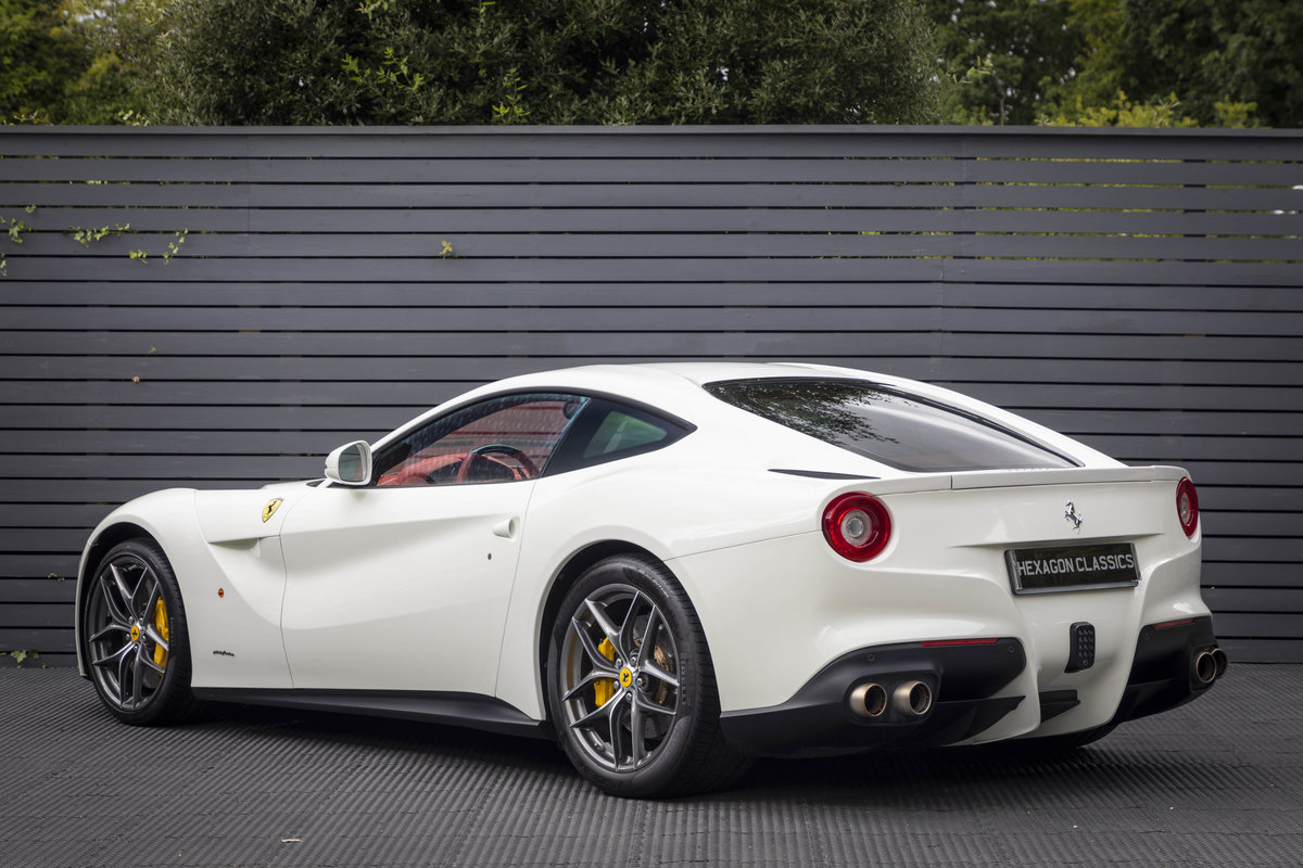 FERRARI F12 BERLINETTA, LHD, 2015  For Sale (picture 2 of 6)
